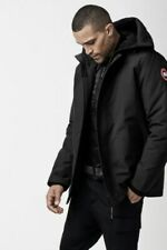 NEW Canada Goose Men's GARIBALDI PARKA Black Sizes XS S XL 2XL