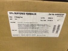 75 COUNT 30 mL Containers with 10% Buffered Formalin exp 1/29/16