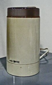 Mr.Coffee IDS-60 countertop home coffee grinder