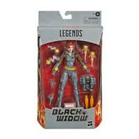 Black Widow Grey Suit Marvel Legends Series 15cm Action Figur Hasbro