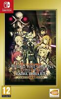 Sword Art Online: Fatal Bullet - Complete Edition Nintendo Switch