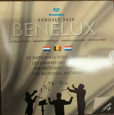 More details for 2010 benelux triple bu coin year sets belgium netherlands luxembourg inc cd