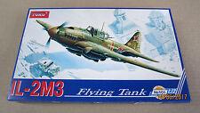 Ilyushin IL-2M3 Soviet Flying Tank  1/72 Toko  # 101 RARE!!!