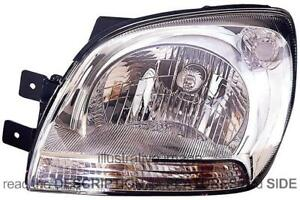 LHD Headlight Kia Sportage 2004-2008 Right Side 92102-2F020