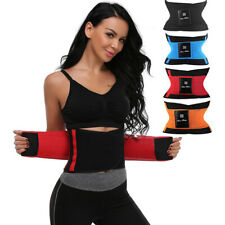 Women Belt Body Trimmer Slimmer Compression Band for Weight Loss Workout Fitness