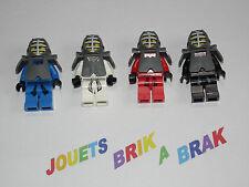 LEGO Minifig figurine personnage Ninjago  Ninja-Go Kendo choose model  KG 41