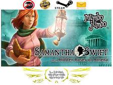 Samantha Swift and the Hidden Roses of Athena PC Digital STEAM KEY - Region Free