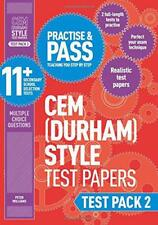Practise and Pass 11+ CEM Test Papers - Test Pack 2 (Practise & Pass 11+) by Wil