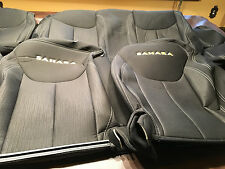 Jeep Wrangler Sahara OEM Original Seat Covers 2013 to 2017