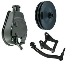 Power Steering Pump Pulley Bracket Small Block Chevy Saginaw P Pump 305 327 350