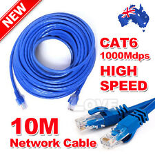 Eway (10M) High Quality RJ45 Cat 6 CAT6 Ethernet LAN Network Cable 100M/1000Mbps