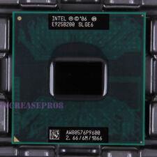 Intel Core 2 Duo P9600 SLGE6 CPU Processor 1066 MHz 2.66 GHz