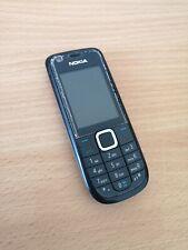 Nokia 3120 classic - Black colour (unlocked) mobile phone (Original)