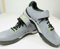 Five Ten New! Mens-12 Gray/Black Fabric Mountain Bike Shoes