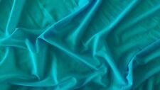 Turquoise 4-Way stretch Nylon Lycra Powernet fabric/Material- 150cm wide