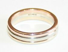 14 Carat Multi-Tone Gold Wedding Fine Rings