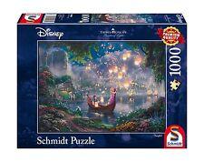 'Schmidt Games Disney Rapunzel Puzzle 59480Puzzle-Thomas Kinkade (1000Pieces)