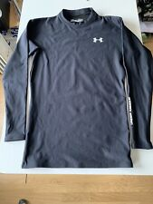 Under Armour Long Sleeve Top Cold Gear Size Medium Fitted New