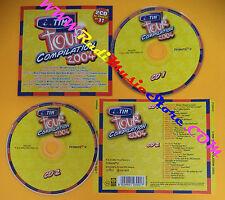CD Compilation I-Tim Tour Compilation 2004 ZERO ASSOLUTO no lp mc dvd vhs(C26)