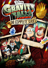 Gravity Falls The Complete Series Blu-ray Disney Channel Twins Paranormal Comedy