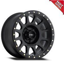 4ea 16 Method Wheels Mr305 Nv Matte Black Off Road Rimss20 Fits Nissan Armada