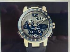 Ulysse Nardin El Toro GMT +/- Perpetual Calendar Mens Watch. Model# 326-00