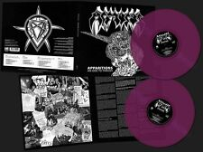 ARMOROS - Apparitions - An Ode to Thrash DLP (NEW*LIM.150 PURPLE V.*CAN THRASH)