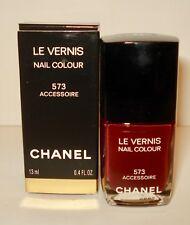 CHANEL LE VERNIS Longwear  Nail Polish Colour # 573 Accessoire  NIB