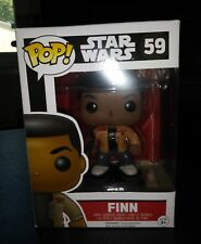 Funko - Star Wars Episode 7 Pop! Finn #59 Vinyl Action Figure New In Box