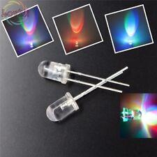 100 DIODI LED 5 mm RGB cambio 7 colori automatico lento