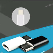 3* Micro USB Female Connector to Type-C Male Converter USB-C Charging Adapter