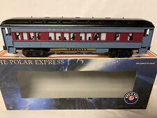 ✅Lionel The Polar Express Diner Add On Passenger Car For O Gauge Set 6-25134!