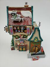 Dept 56 North Pole Series Jack in the Box Plant No 2 #56.5670 Lighted Retired