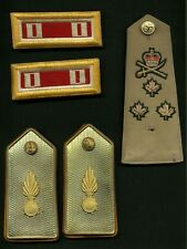 CANADA, ITALY, SWEDEN, ETC., GROUP OF (10) ASSORTED MEDALS/DECORATIONS/INSIGNIA
