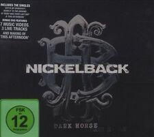 Dark Horse by Nickelback (CD, Aug-2010, 2 Discs, Roadrunner Records)