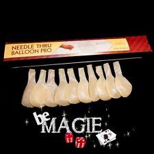 Aiguille à travers le ballon - Needle through balloon - Tour de magie
