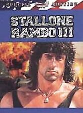 Rambo III (DVD, 2003, 2-Disc Set, Special Edition Sensormatic Security Tag)