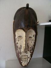 Masque africain. African mask Fang