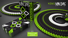 Cardistry Kiwi Ninjas (Green) Playing Cards Deck Brand New Sealed