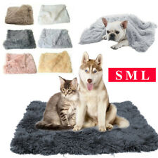 More details for extra large dog cat puppy blanket pet soft fluffy blanket cosy warm throw mat uk