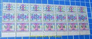 Cinderella/Poster Stamp FRANCE 1948 Timbres Rationnement - RATION STAMPS - 342