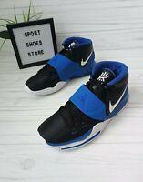 "Size 15 Men's Nike KYRIE 6 ""DUKE"" TB BLACK CK5869-003 Basketball SNEAKERS"