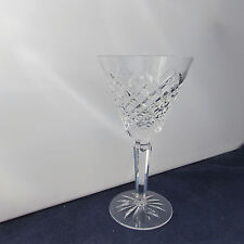 SET OF FOUR - Waterford Crystal TEMPLEMORE Red Wine Glasses