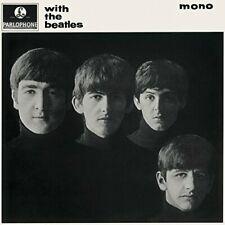 With the Beatles MONO Remastered LP Vinyl