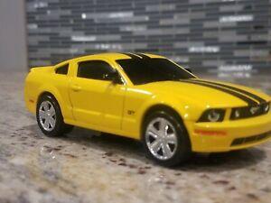 2005 Ford Mustang GT Coupe Metal Die Cast,1:43  (B185) Zizzle Asphalt Audio