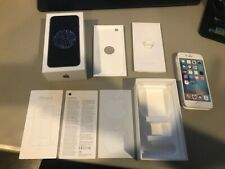 iPhone 6 16GB Space Gray EMPTY BOX Includes tray and manual FREESHIP