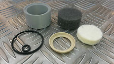 Range Rover P38 Eas Air suspension Compresseur Piston Liner + Joint Réparation Réparer Kit