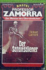 Professor Zamorra Nr. 25, Erstdruck, Der Satansdiener, Zustand: 3-