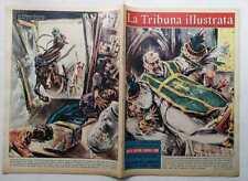 TRIBUNA ILLUSTRATA 29 San Giovanni Rotondo Malore PADRE PIO 19/7/1959