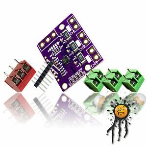 INA3221 3 Kanal Strom Current Spannung Voltage Leistung Power I2C Sensor Arduino